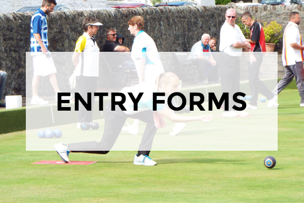 Ladies Entry Form - Dunoon Open Entry Forms
